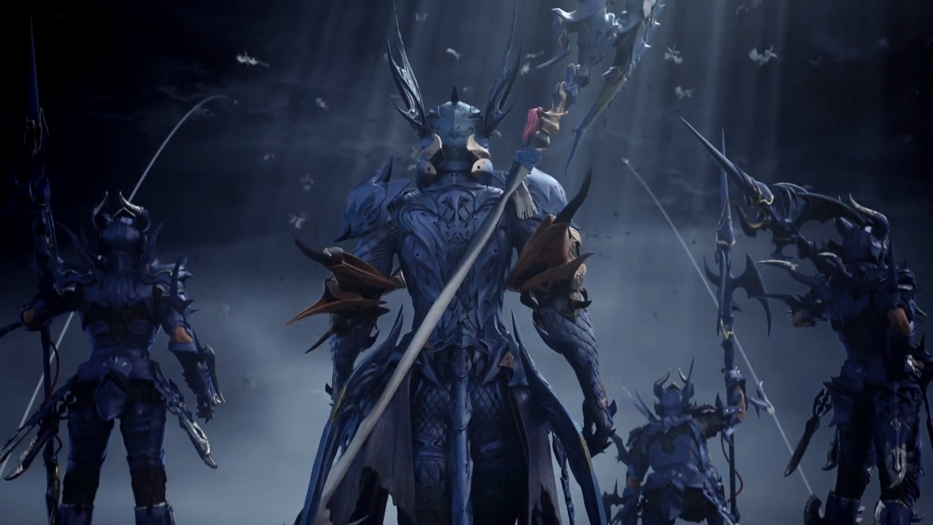 Check out the first trailer for Final Fantasy XIV Heavensward 1920x1080