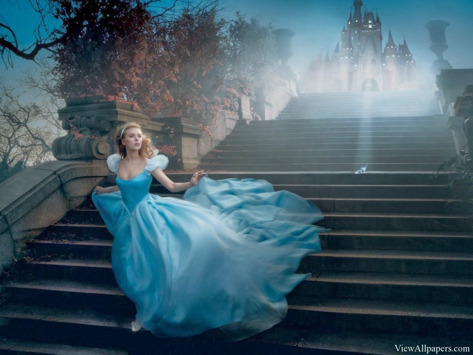 Cinderella 2015 Wallpaper Wallpapersafari