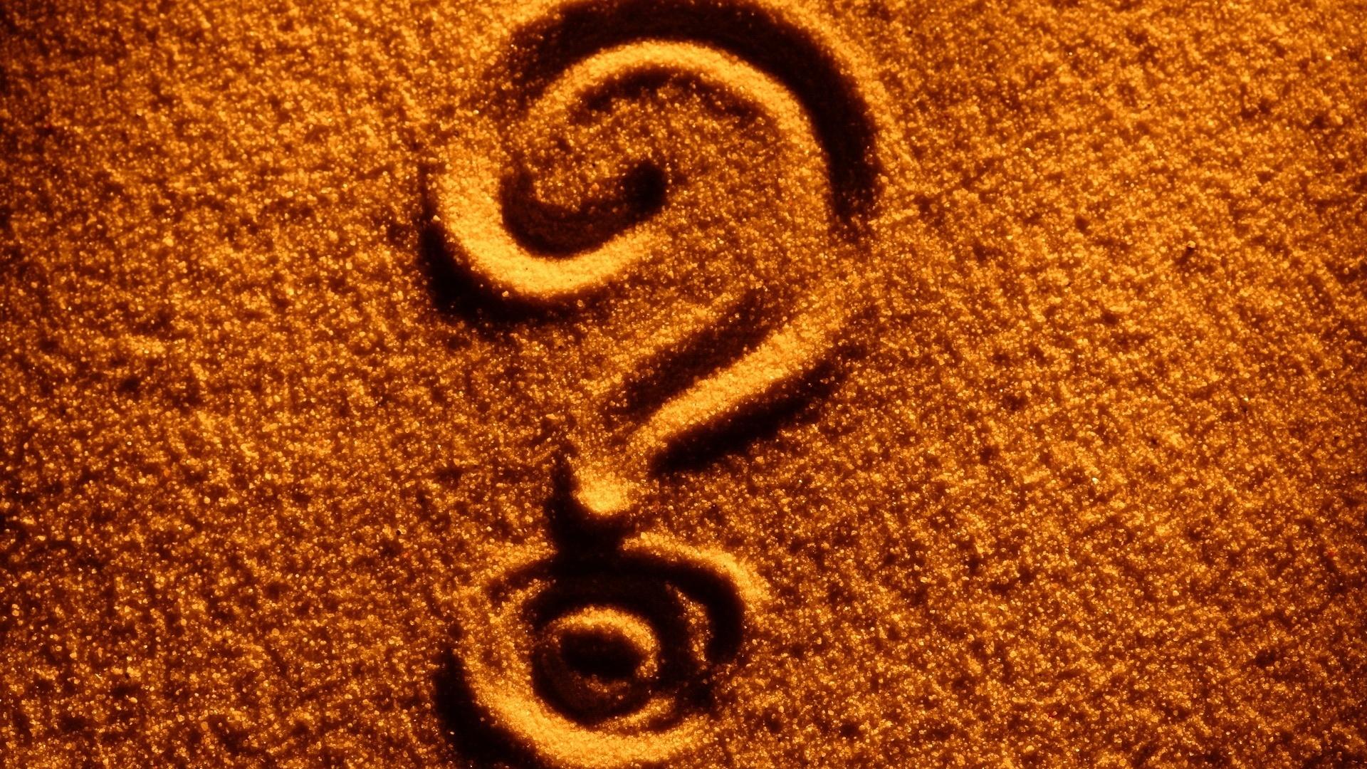 Question Mark wallpaper   764884 1920x1080