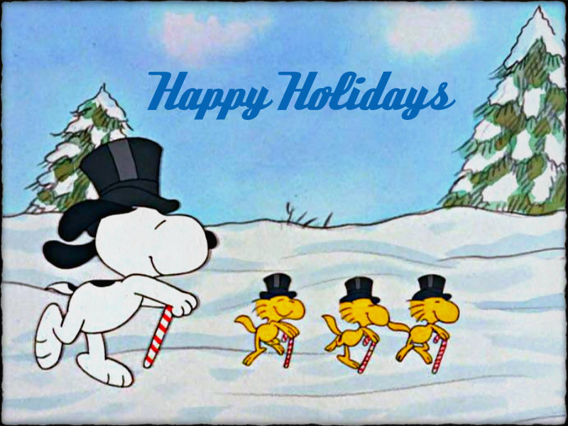Christmas with Snoopy   Christmas Wallpaper 32884385 800x600
