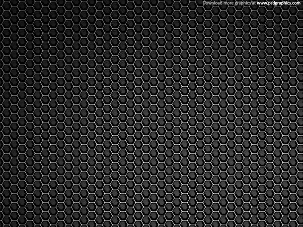 Black honeycomb metal background high resolution metal mesh grill A 610x458