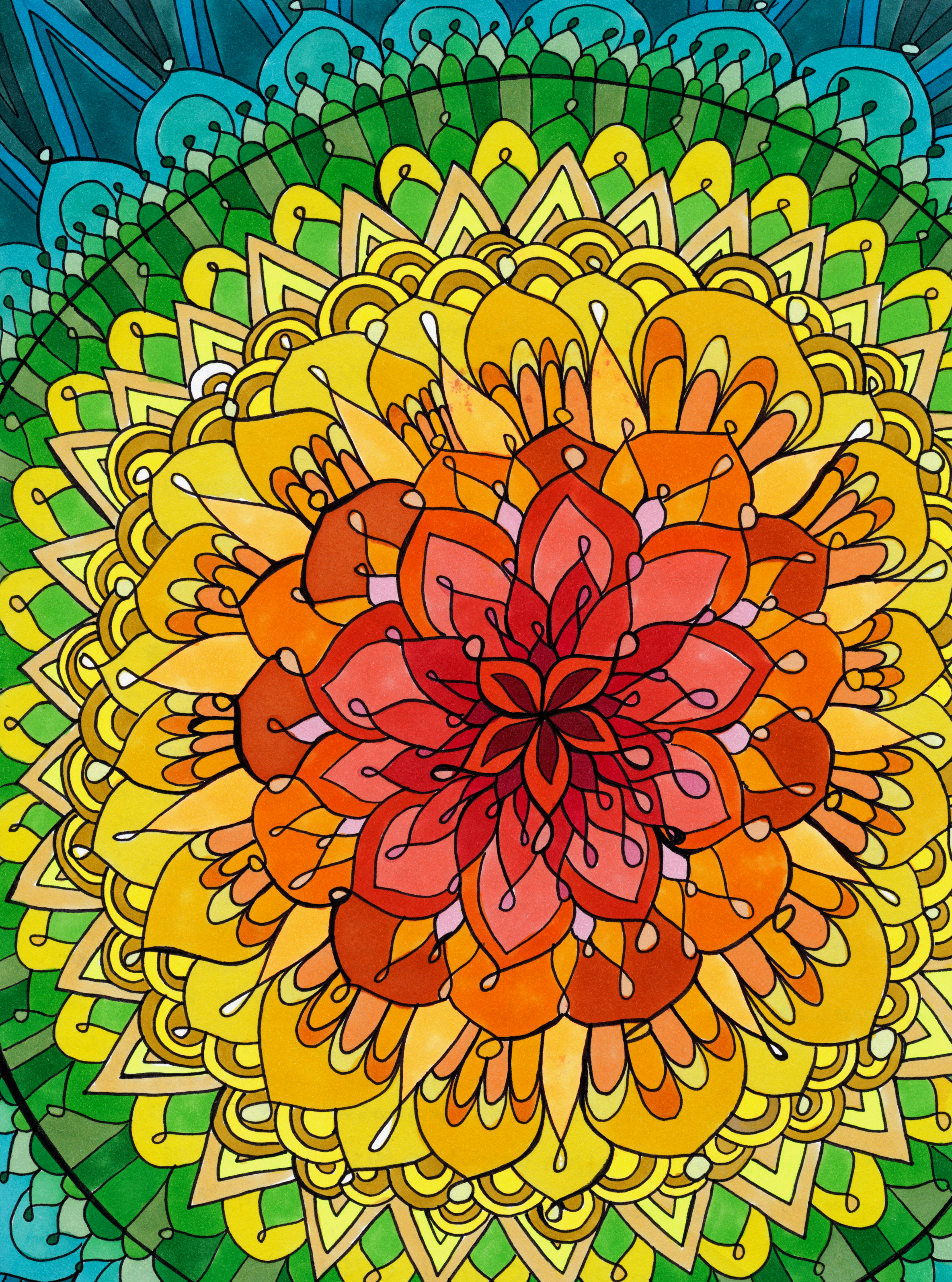 Mandala Wallpaper Tumblr Mandala Wallpaper Iphone 2368x3188