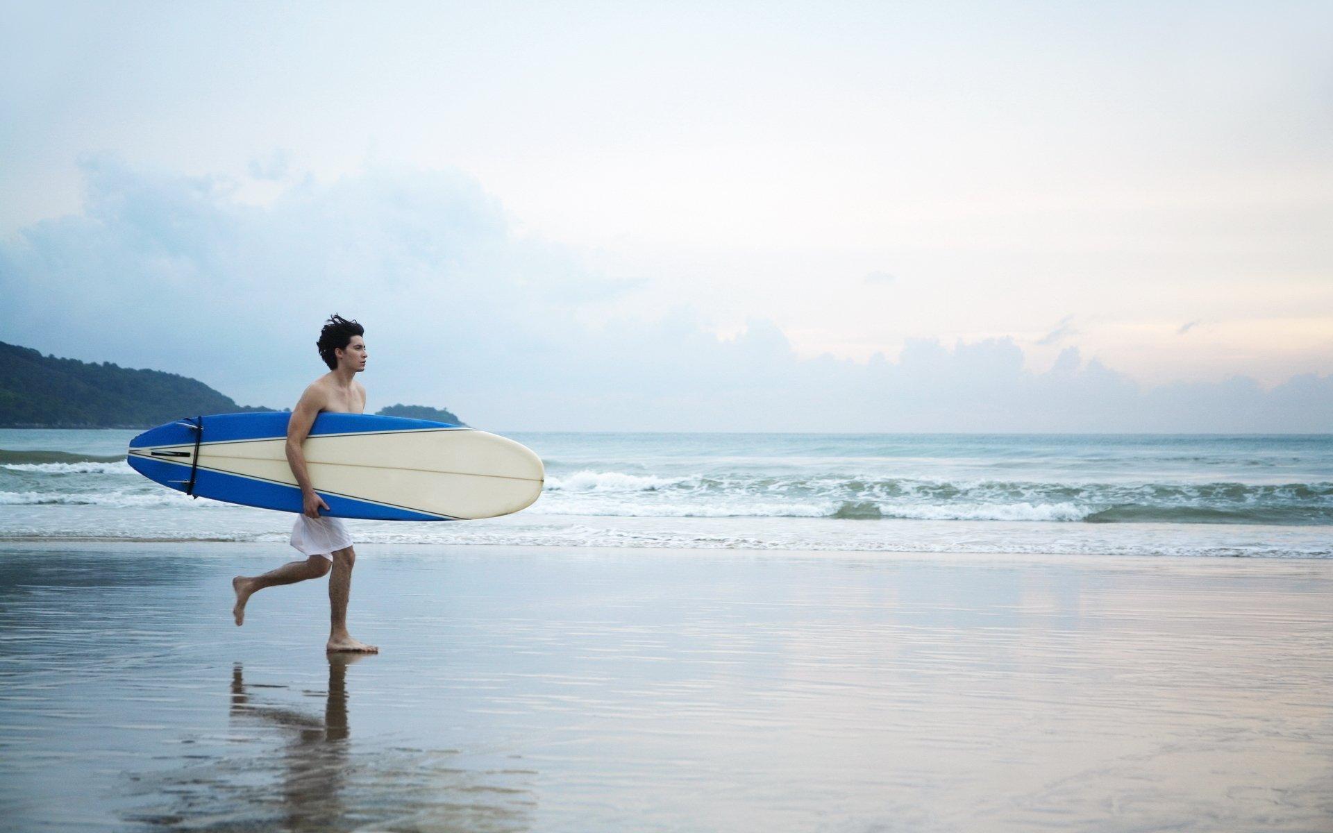 27 Surfing Beach Desktop Backgrounds On Wallpapersafari