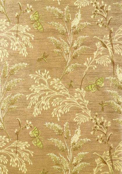 wallpaper thibaut wallpaper avalon butterfly garden t9262 gold avalon 420x600