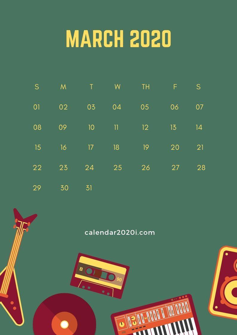March 2020 Calendar Wallpapers   Top March 2020 Calendar 794x1123