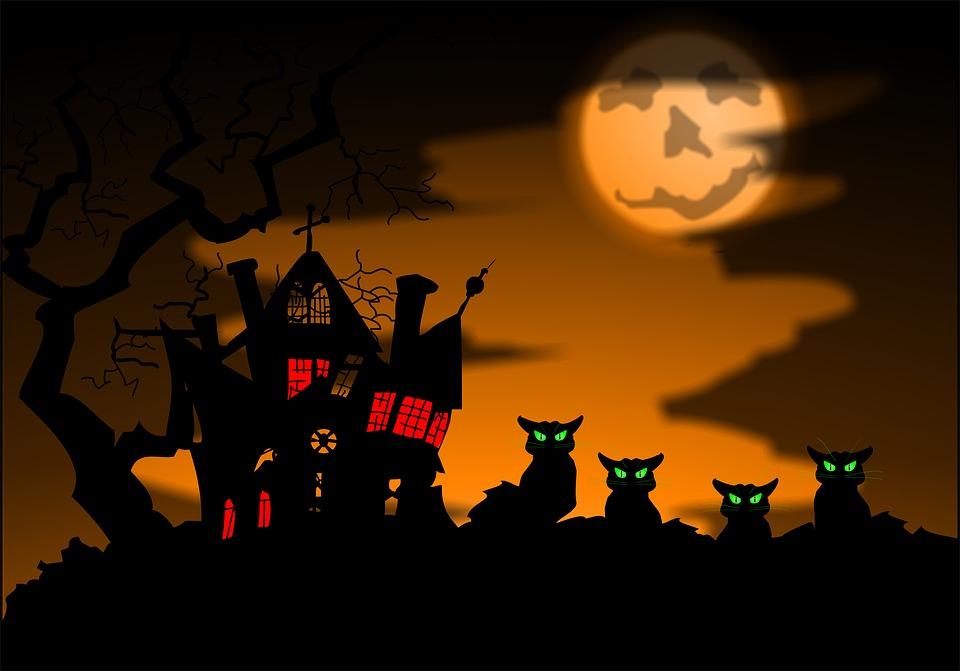 Halloween Background   image on Pixabay 960x671