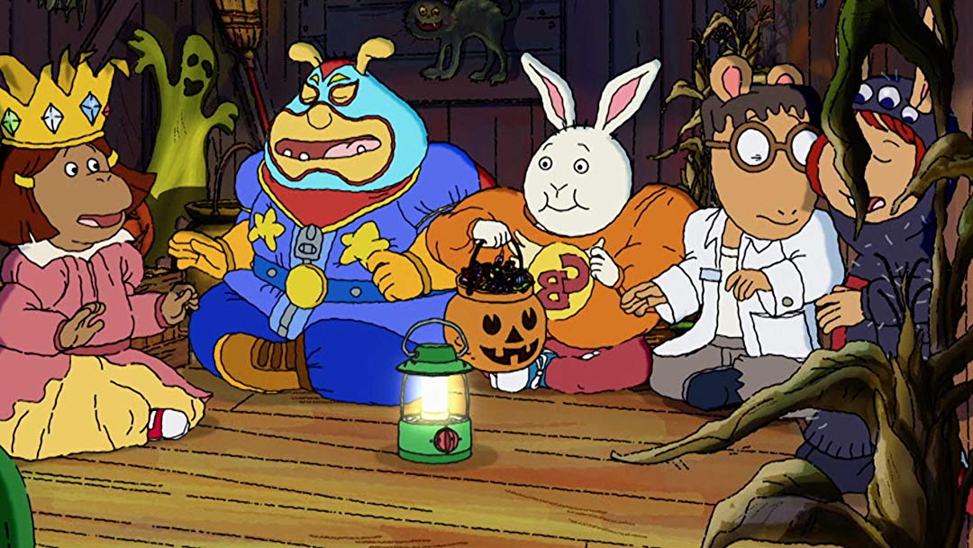 Watch Arthur and the Haunted Tree House Prime Video 1080x608