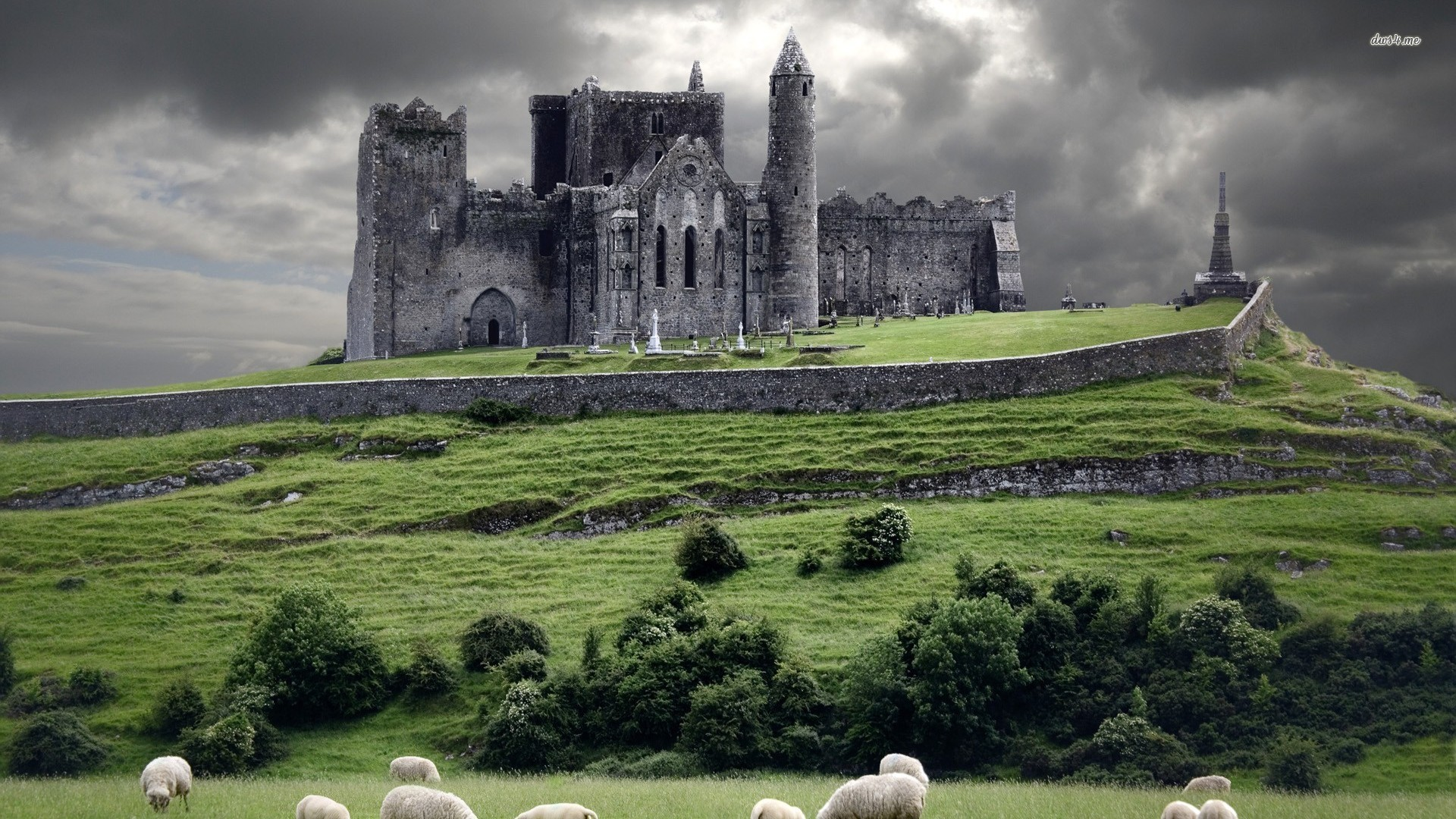 Irish Castle Wallpaper 51 images 1920x1080