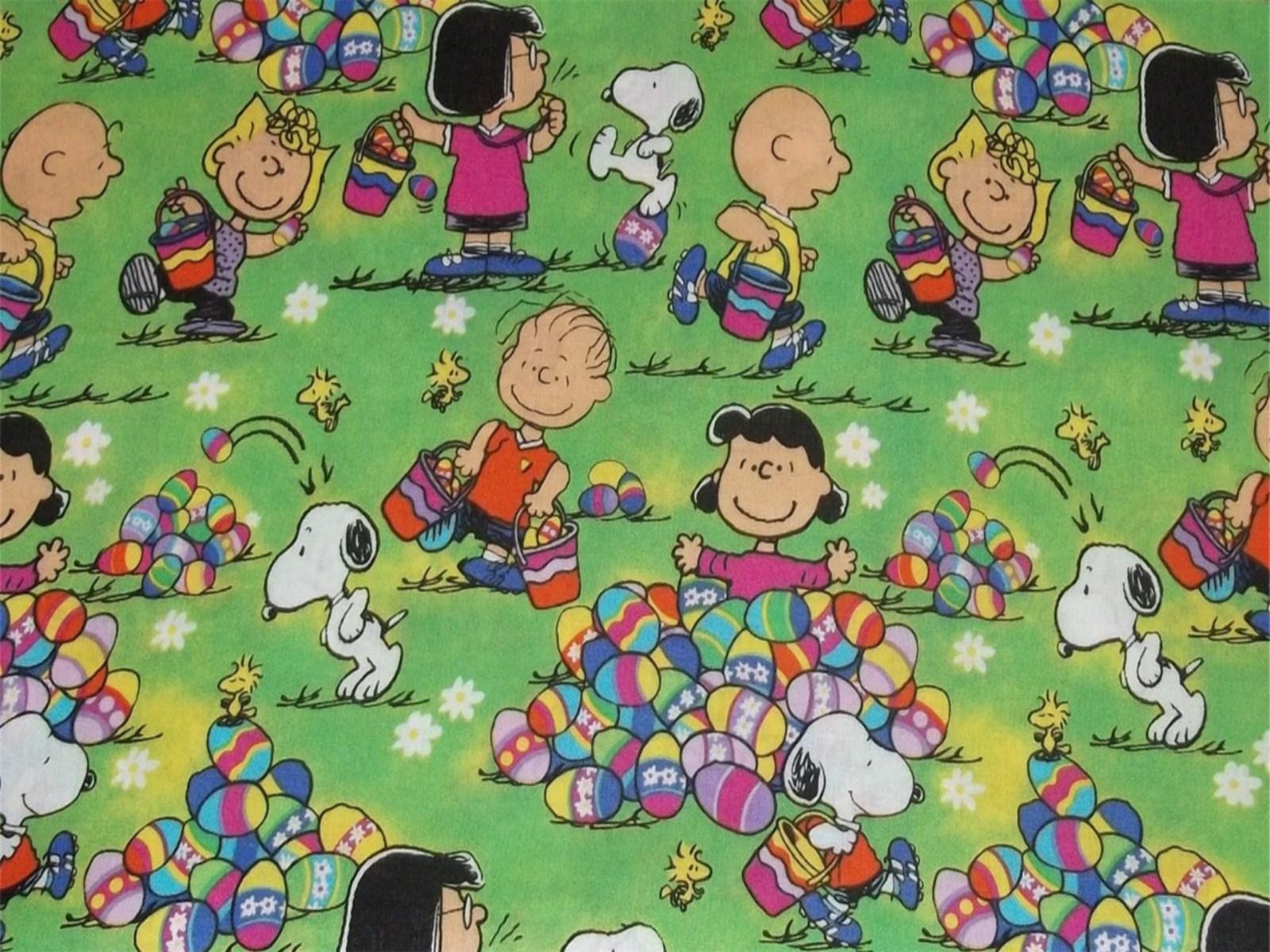 Peanuts Easter Wallpaper For Desktop Wallpapersafari