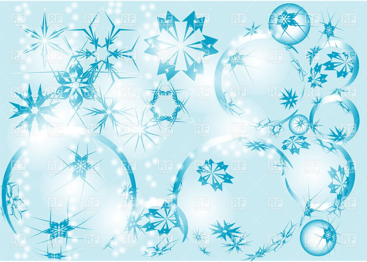 Winter abstract background Vector Image of Backgrounds Textures 1200x855