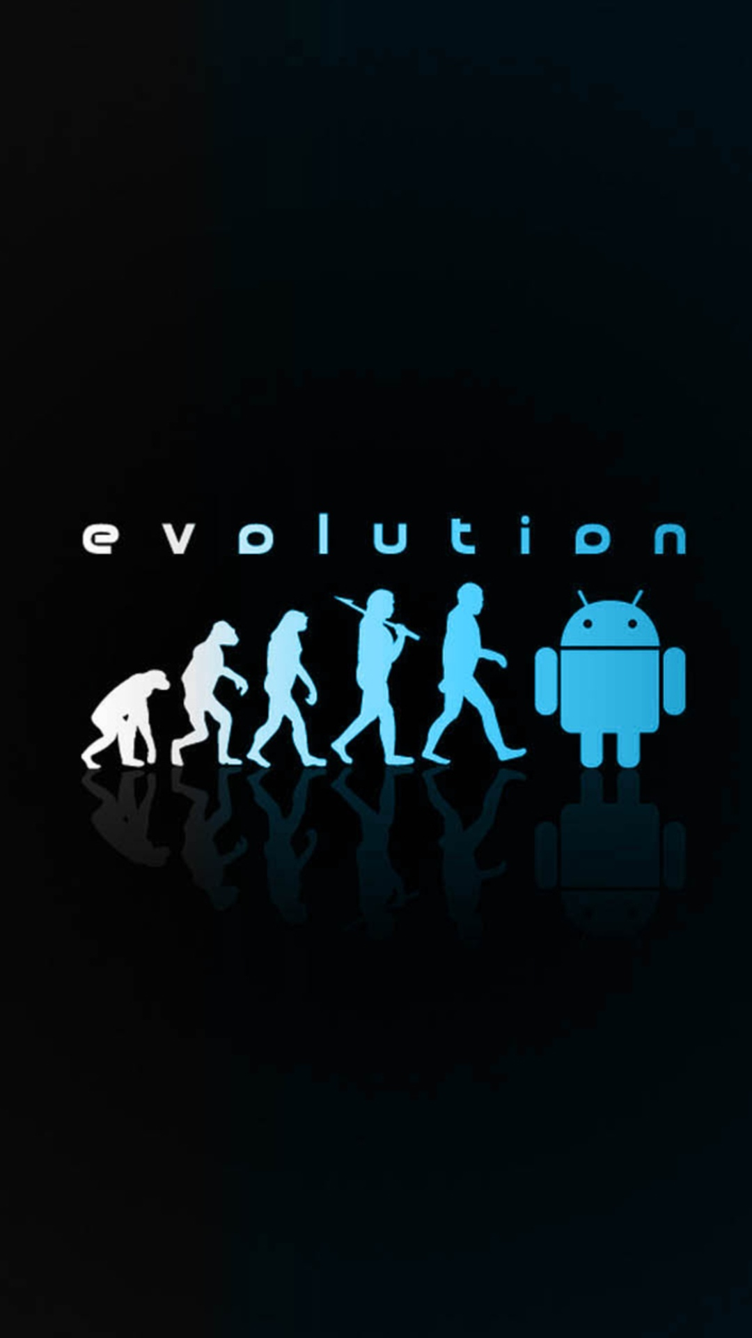 hd funny evolution android mobile phone wallpaper 1080x1920 1080x1920