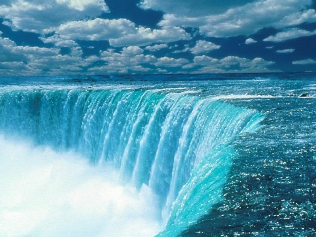 free high waterfall desktop wallpaper high waterfall desktop 1024x768