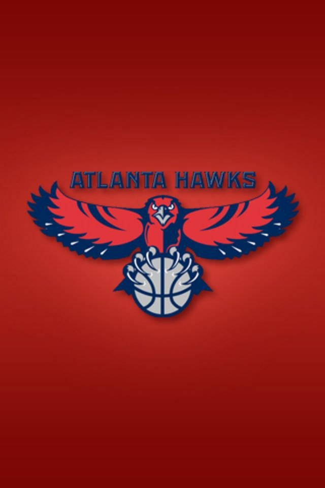 Atlanta hawks iphone wallpaper wallpapersafari - Hawk iphone wallpaper ...