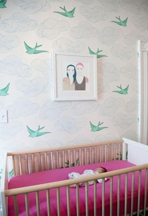Wallpaper for Nursery - WallpaperSafari