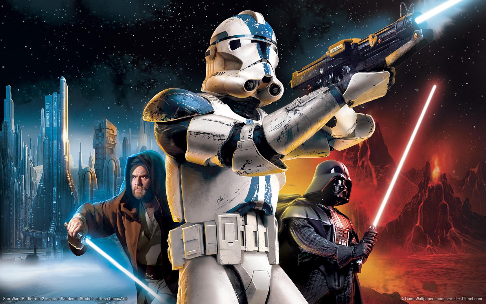 Star Wars Battlefront 2 wallpapers Star Wars Battlefront 2 stock 1680x1050
