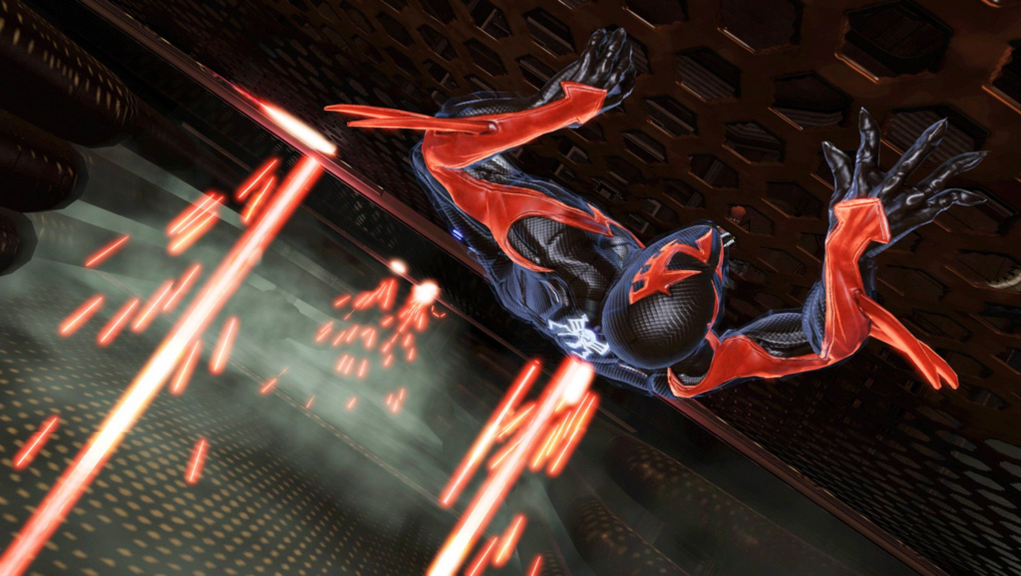 Spider Man 2099 Wallpapers 2000x1129