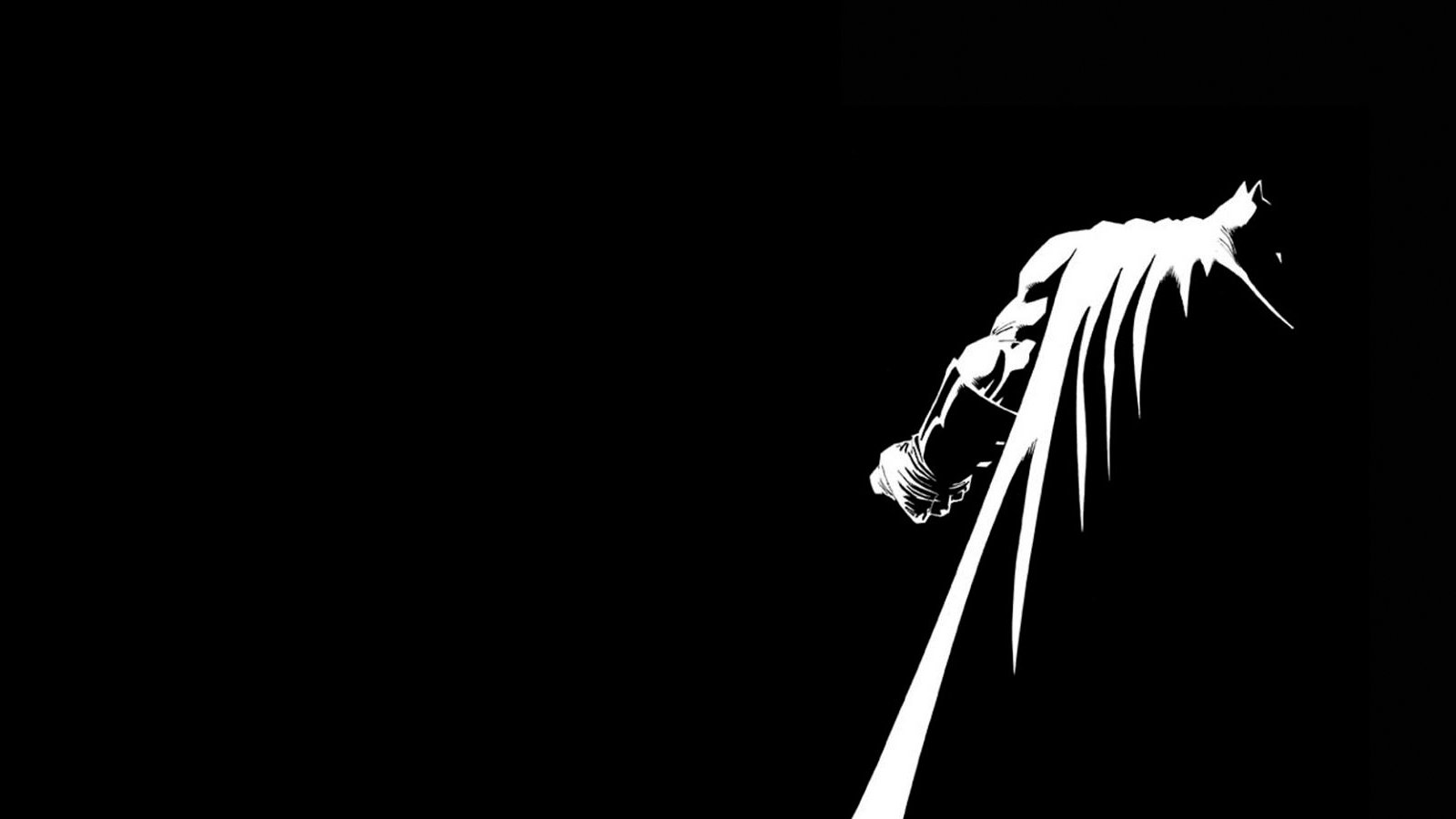 Batman Dark Knight III Frank Miller Cartoon Comics DC Jim Lee 1600x900