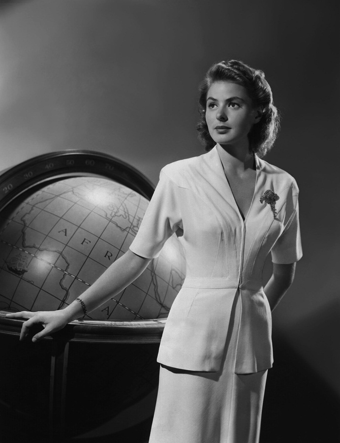 Best Ingrid Bergman Casablanca HD Wallpaper   httpwwwleaptblnet 691x900