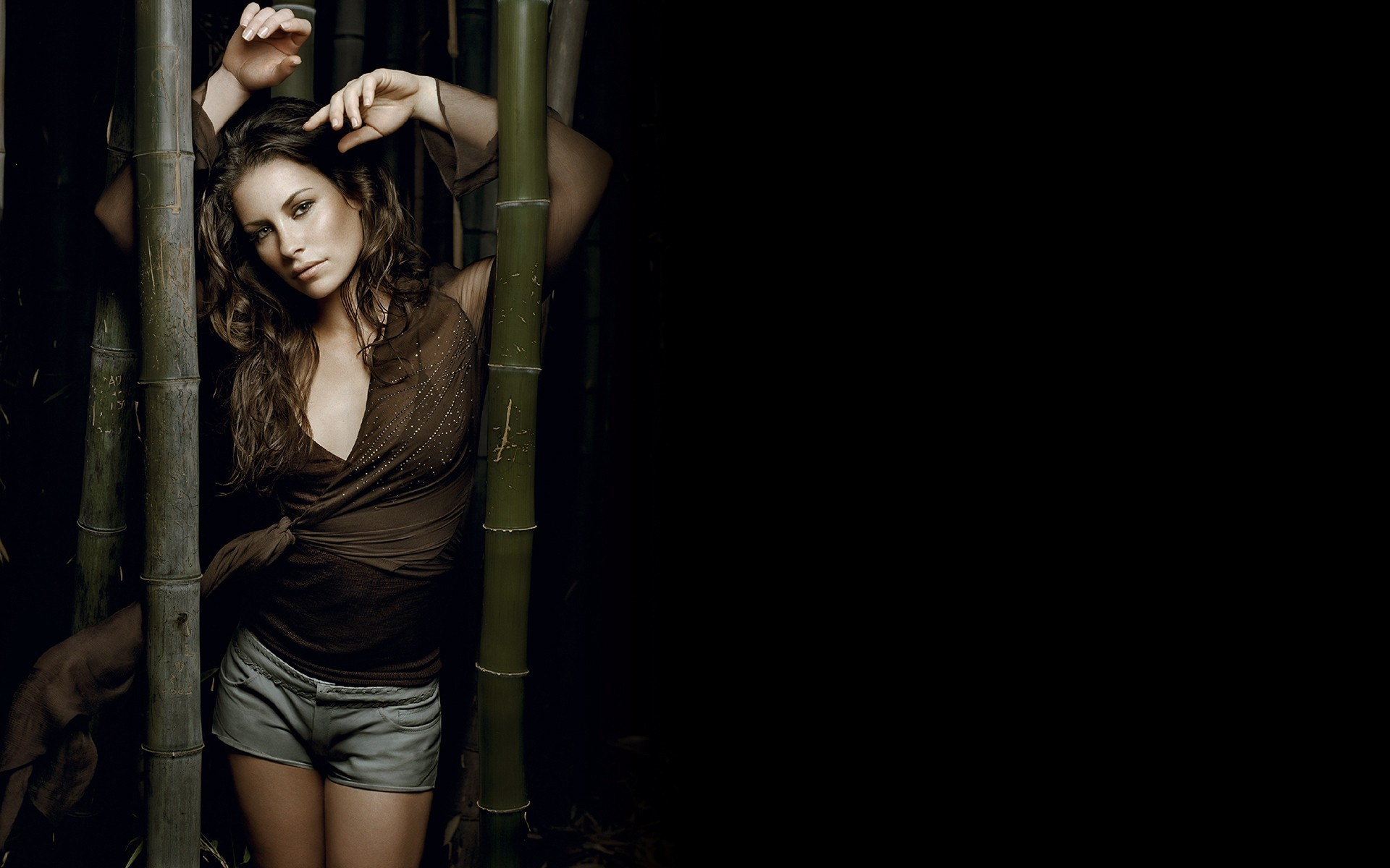 Evangeline Lilly Hobbit Wallpaper Evangeline lilly wallpaper 1920x1200