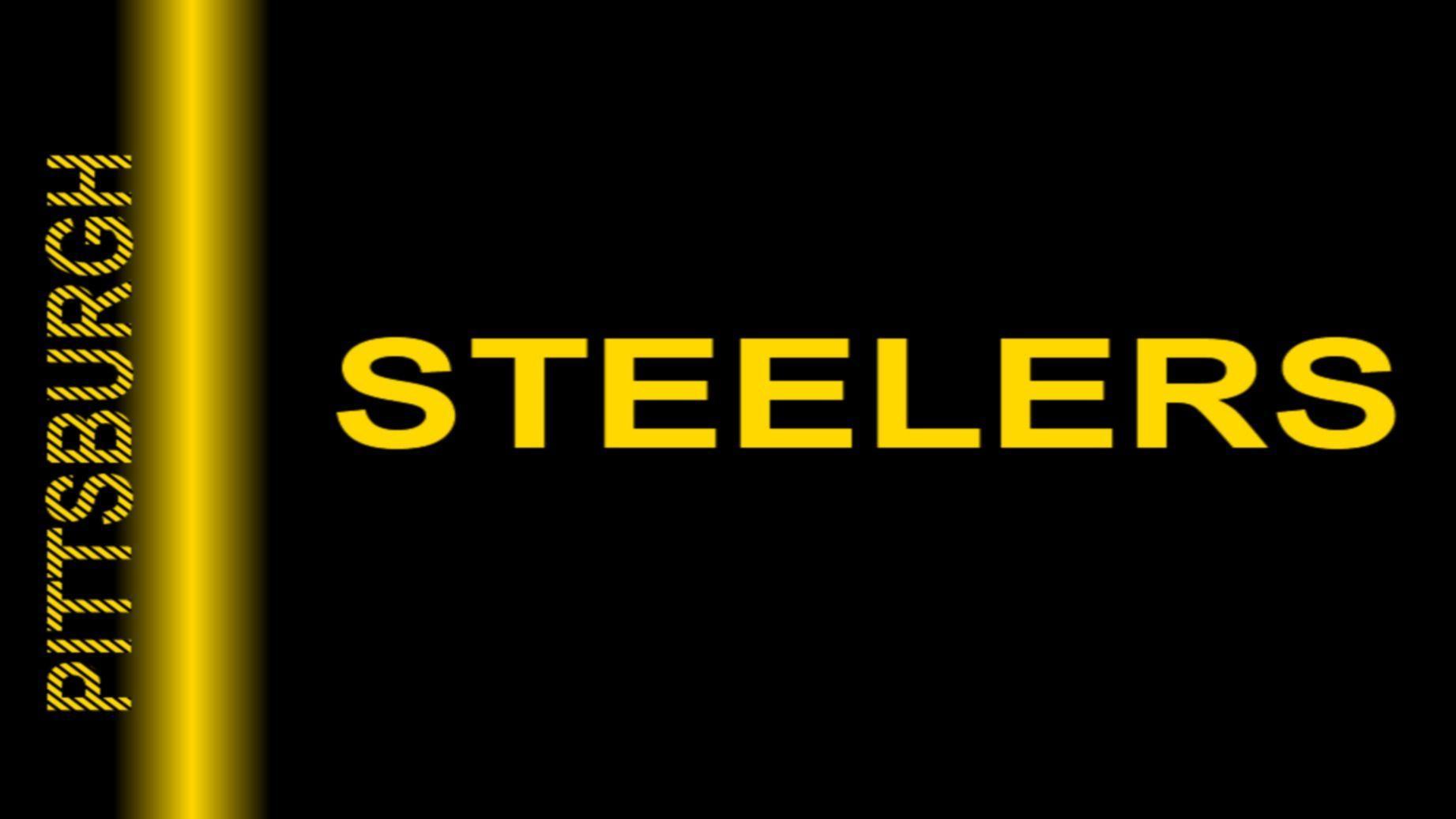 Pittsburgh Steelers Desktop Wallpapers 1843x1037