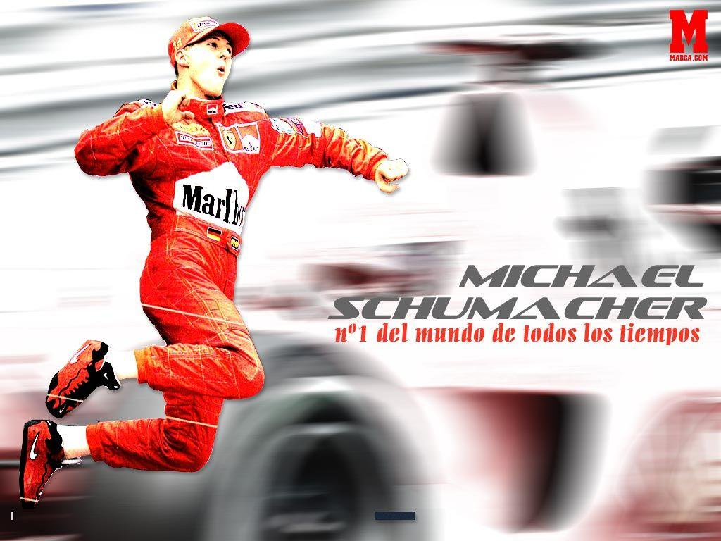 Schumacher Wallpaper 1024x768