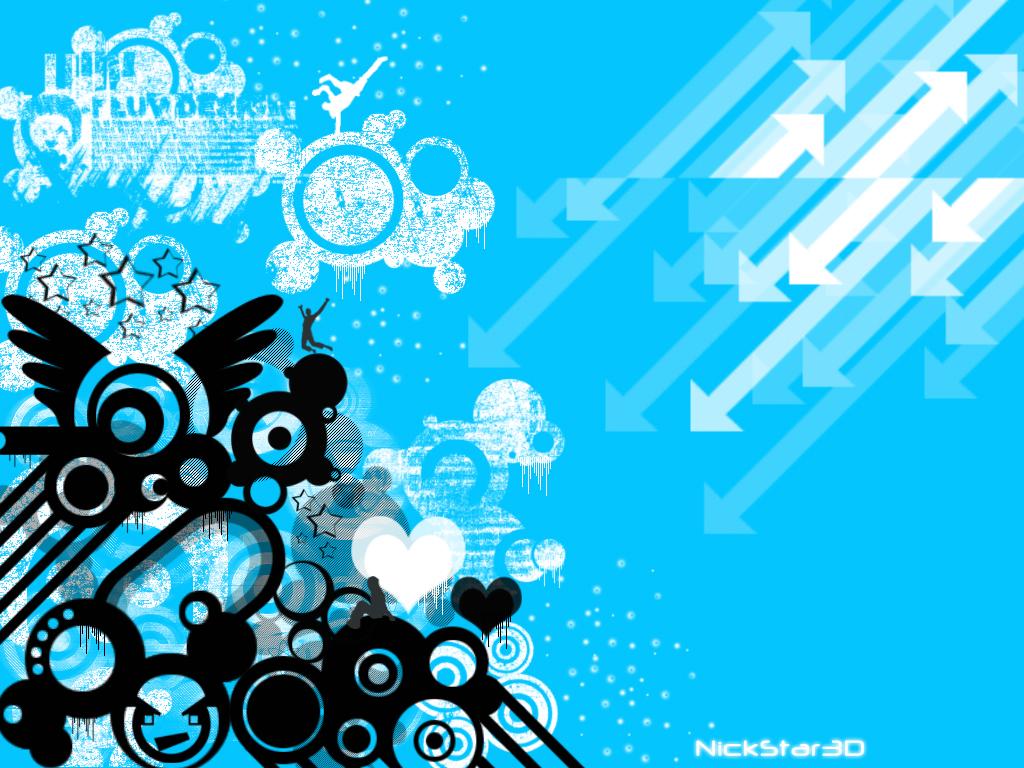 Blue vector wallpapers Blue vector stock photos 1024x768