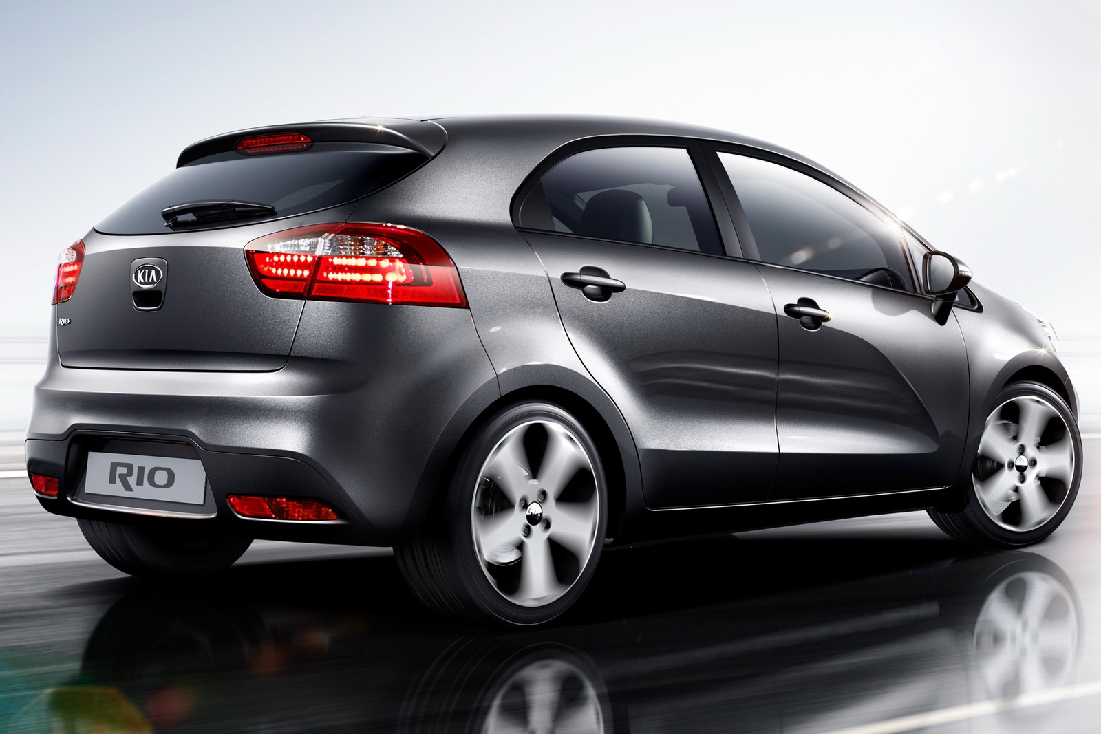 2016 Kia Rio Wallpaper HD 1600x1067