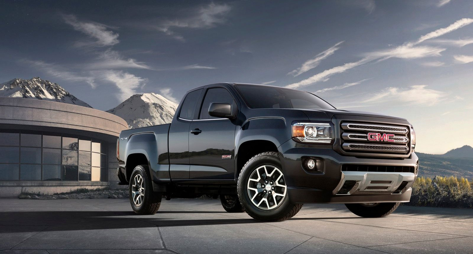 2016 Chevrolet Kodiak Truck Wallpapers 1600x861