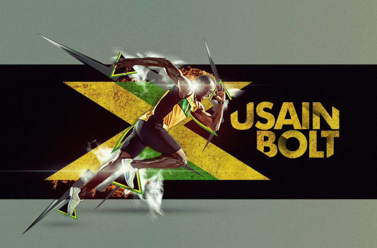 Usain Bolt Wallpapers 2016 Olympics 1600x1055