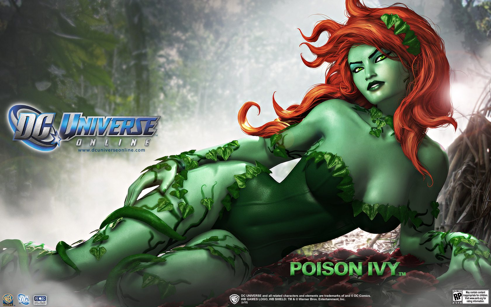 DC Universe online   DC Comics Wallpaper 28060401 1680x1050