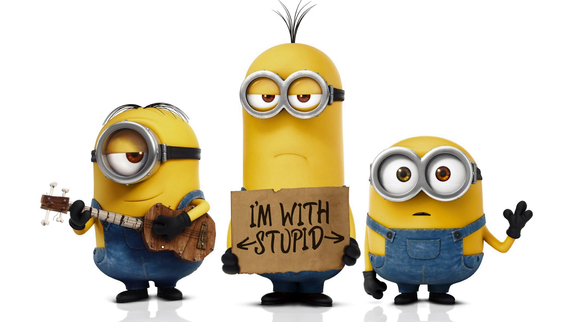 Pics photos minions hd wallpaper background minions x