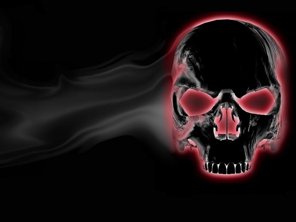 SmokingSkull DT 1024x768 FullScreen 1024x768