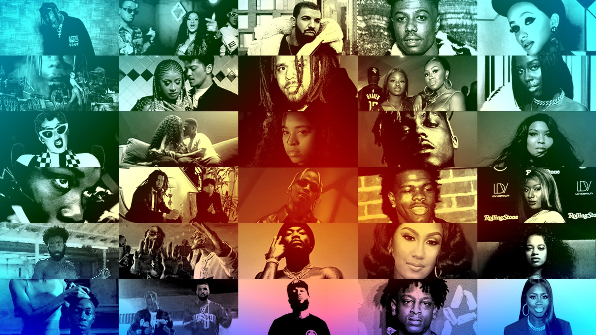 BET Awards Season 2019 The 2019 BET Awards Nominees Are In 1920x1080