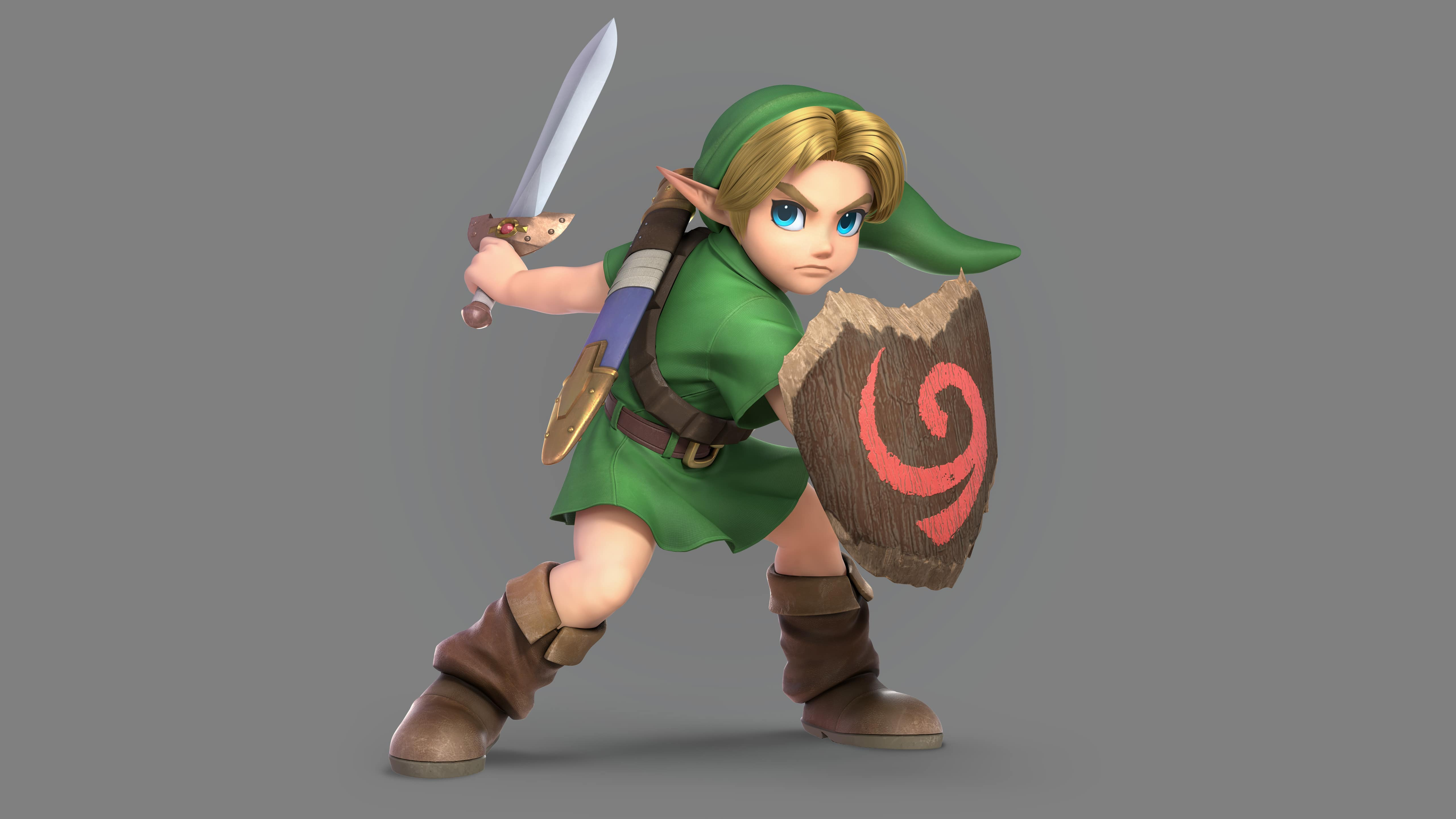 Young Link Super Smash Bros Ultimate 5k 4217 Wallpapers and 5120x2880