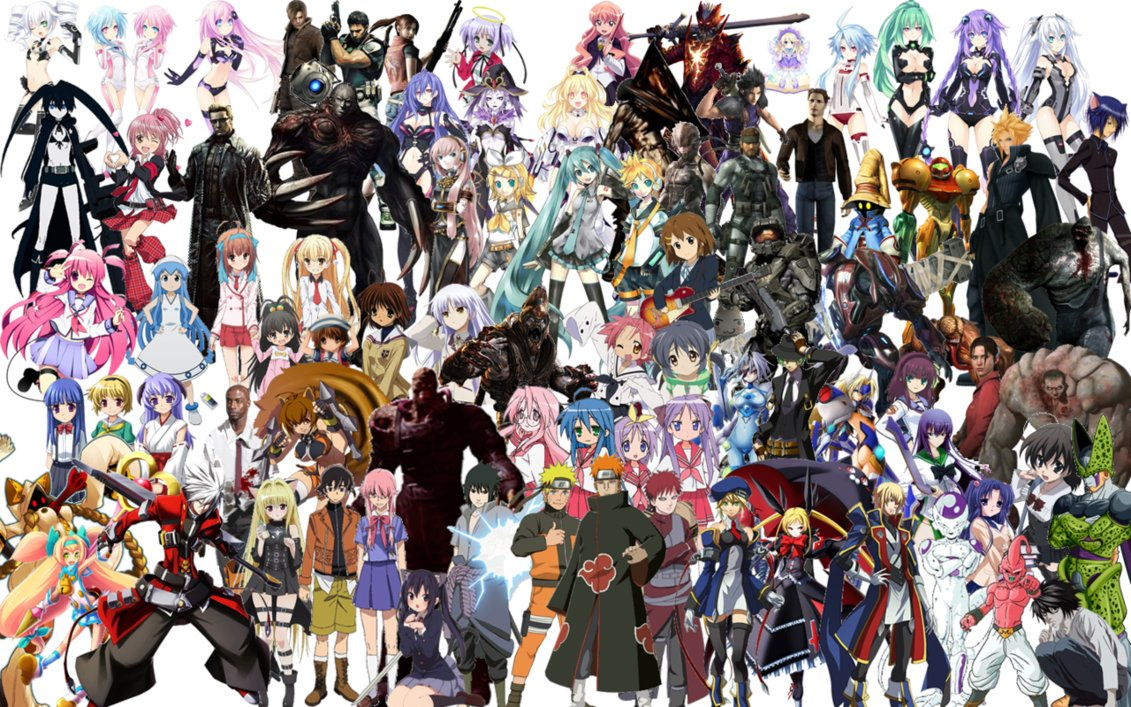 Anime Characters 2015 : All anime wallpaper wallpapersafari