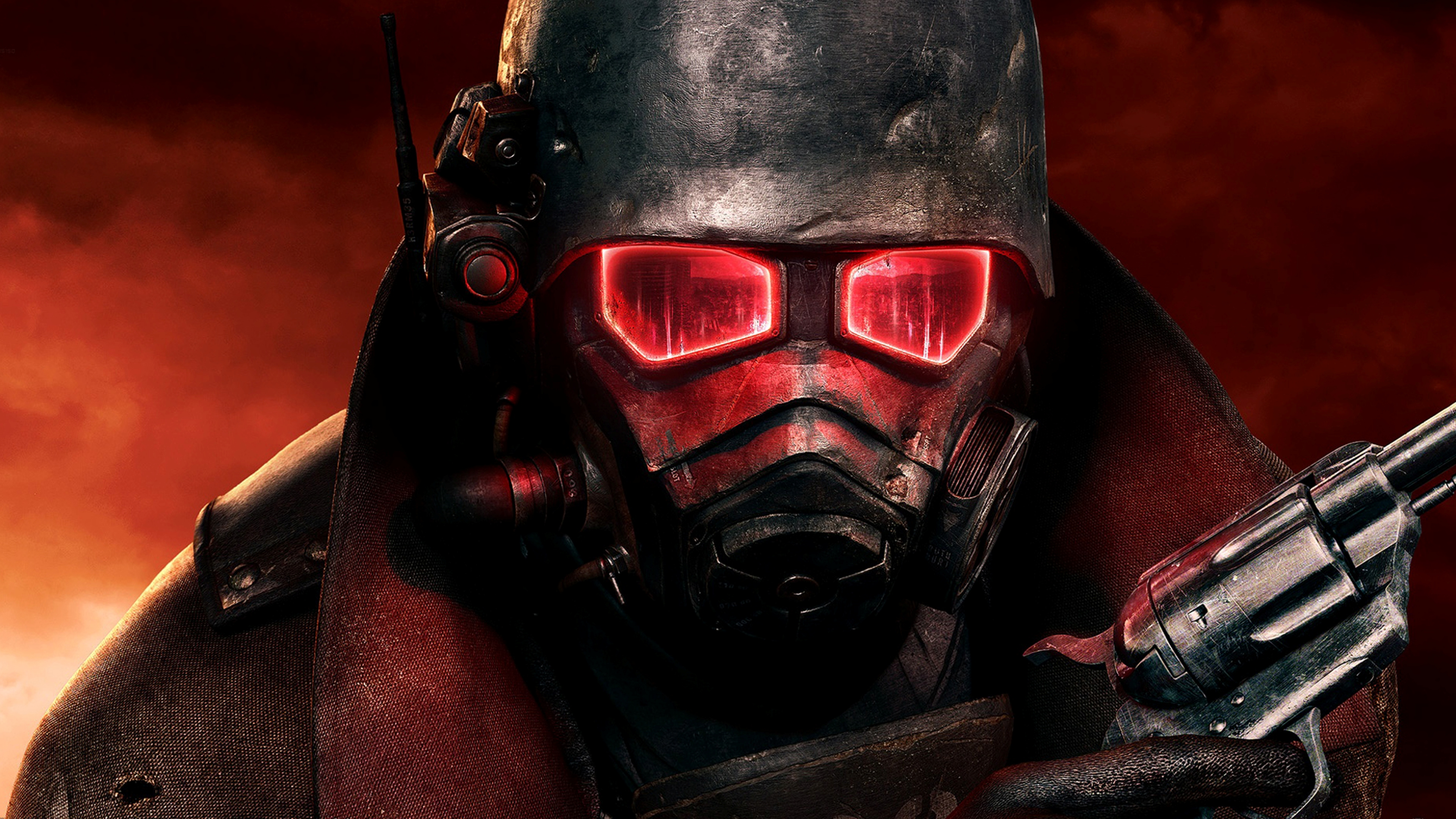 Fallout wallpaper background 3840x2160