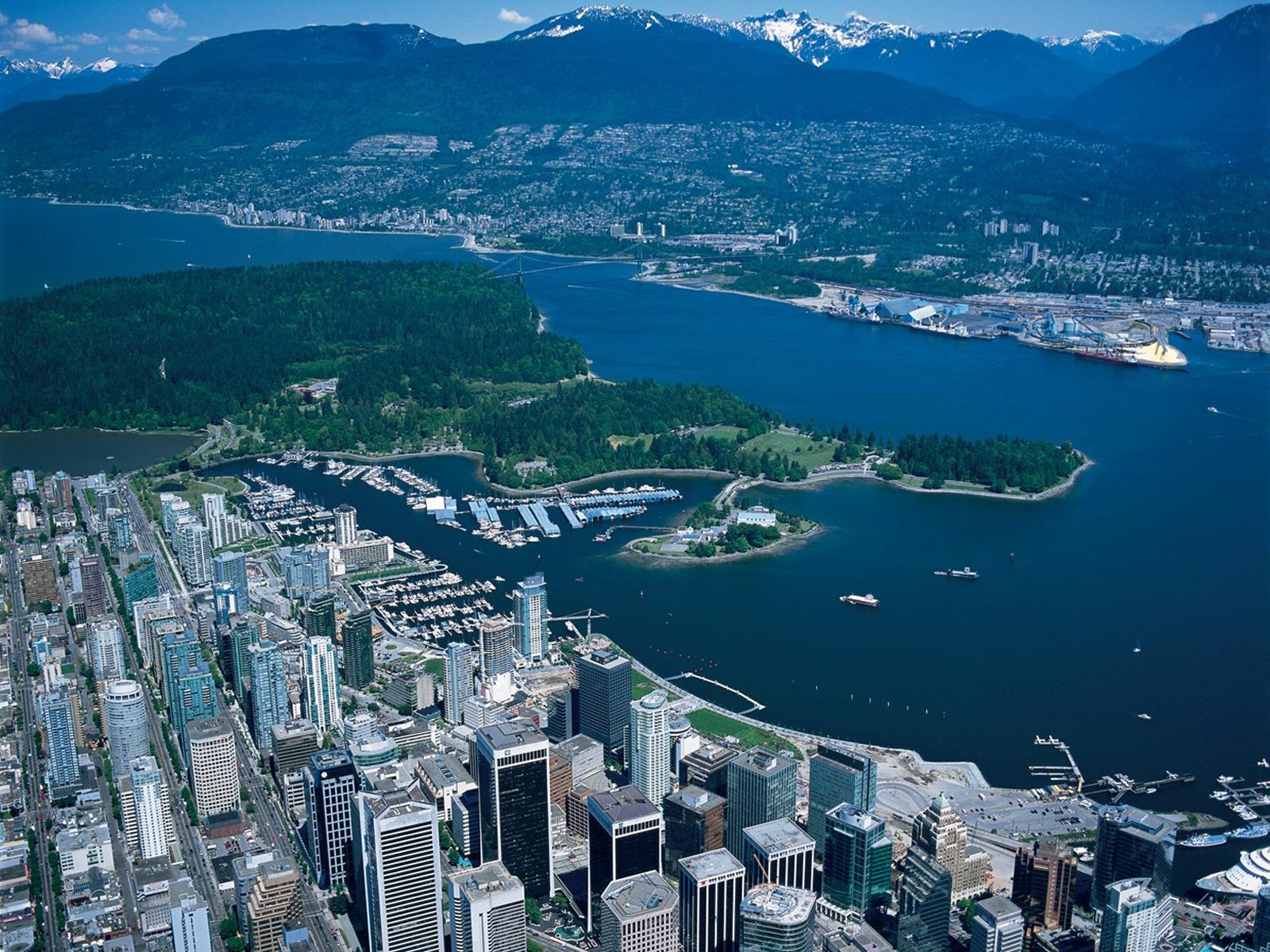 Vancouver Amazing Cool HD Wallpapers Wallpaper Vancouver 3455 high 1600x1200