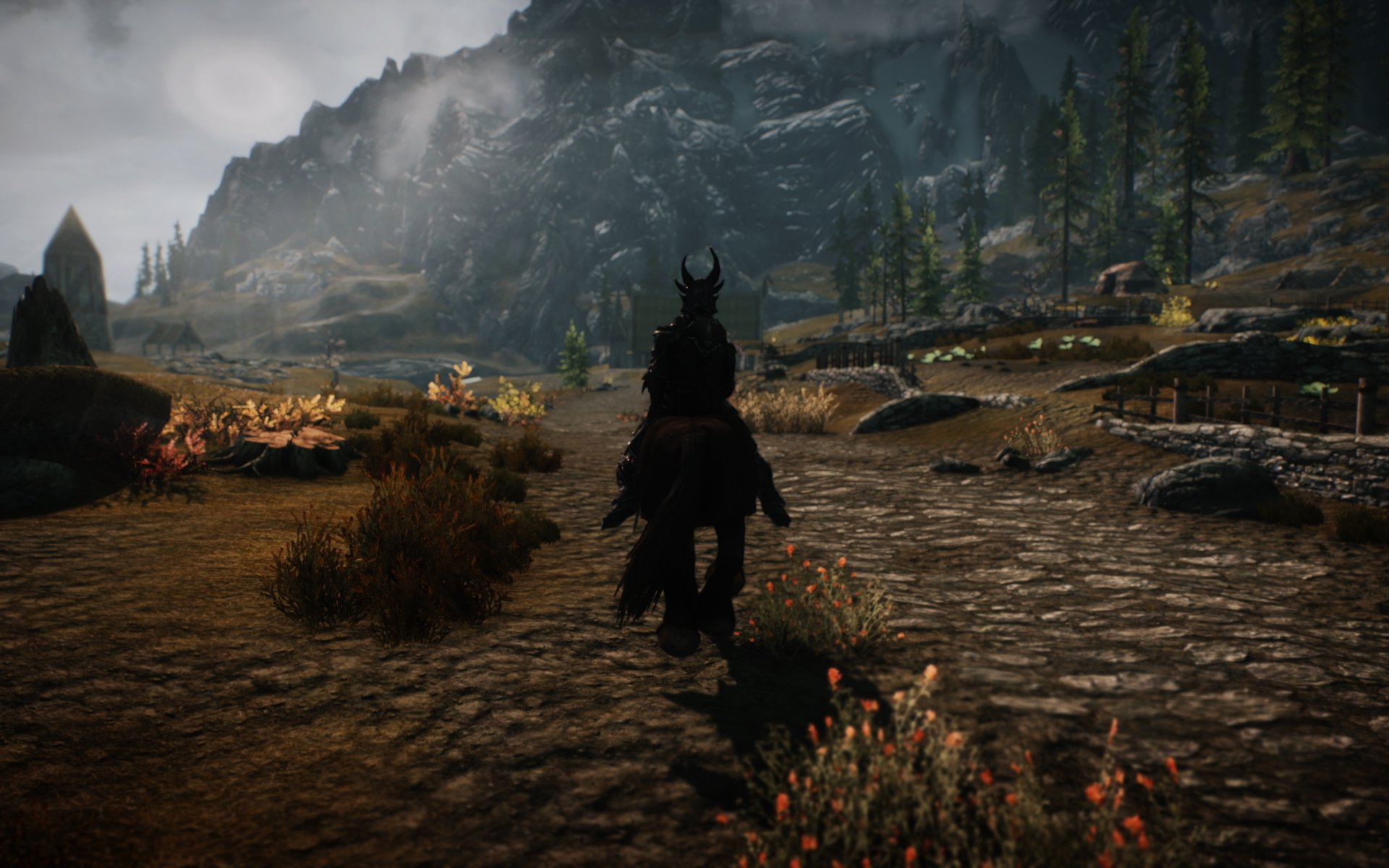 Skyrim The Beautiful Scenery 1 by Scorched3arth on deviantART 1920x1200