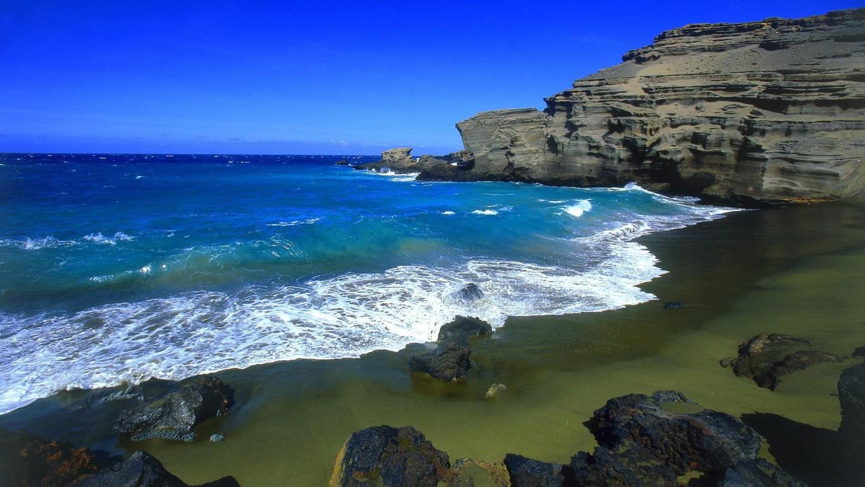 Big Island   Hawaii wallpaper 12516 1365x768