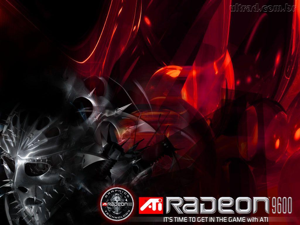 Papel de Parede ATI Radeon 1024x768