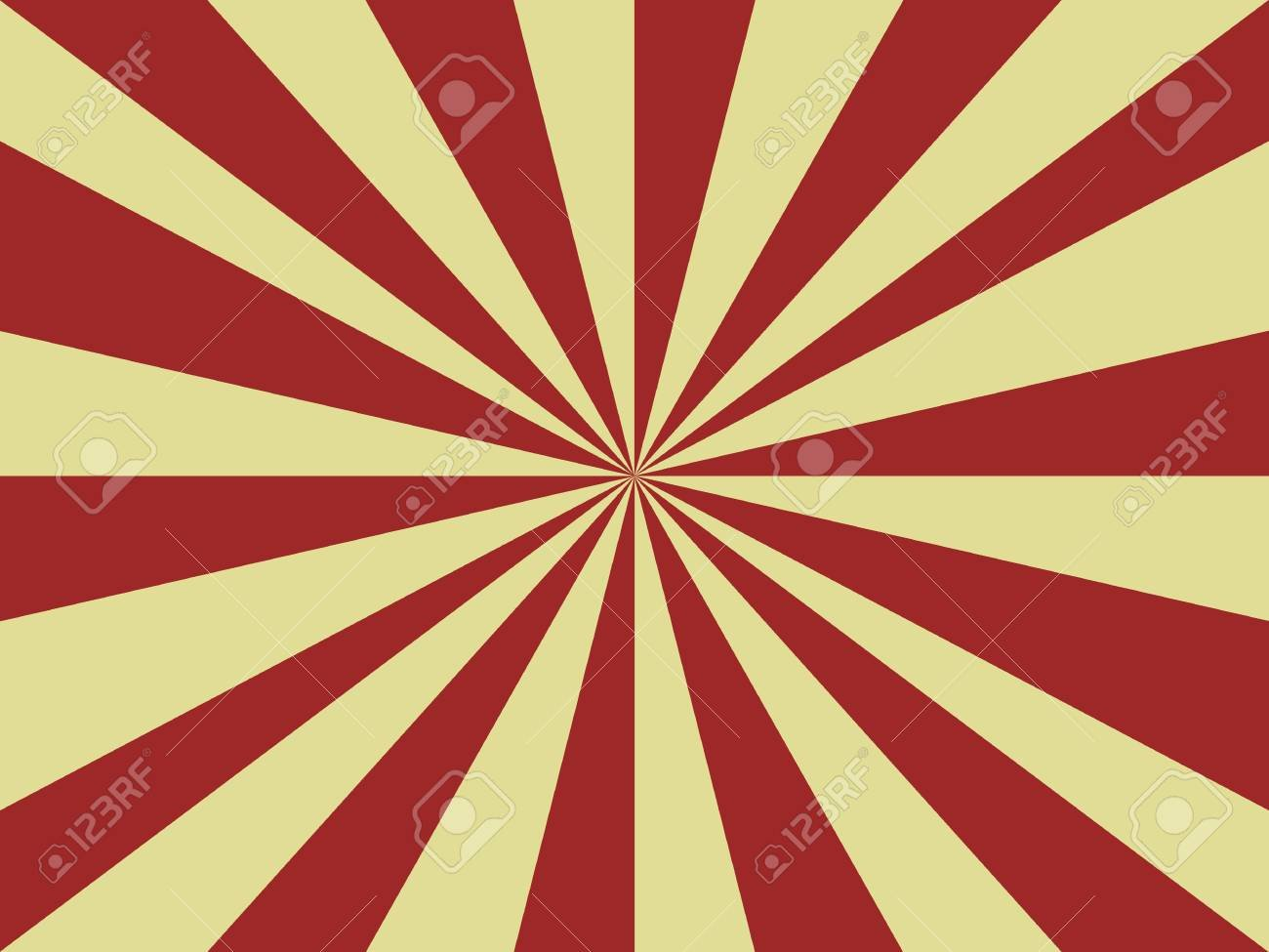 Abstract Basic Simple Background Of Red And Yellow Rays From 1300x975