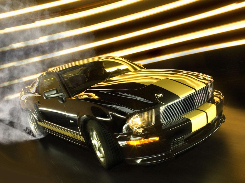 2007 Ford Mustang Shelby GT Exclusive HD Wallpapers 1377 1024x768