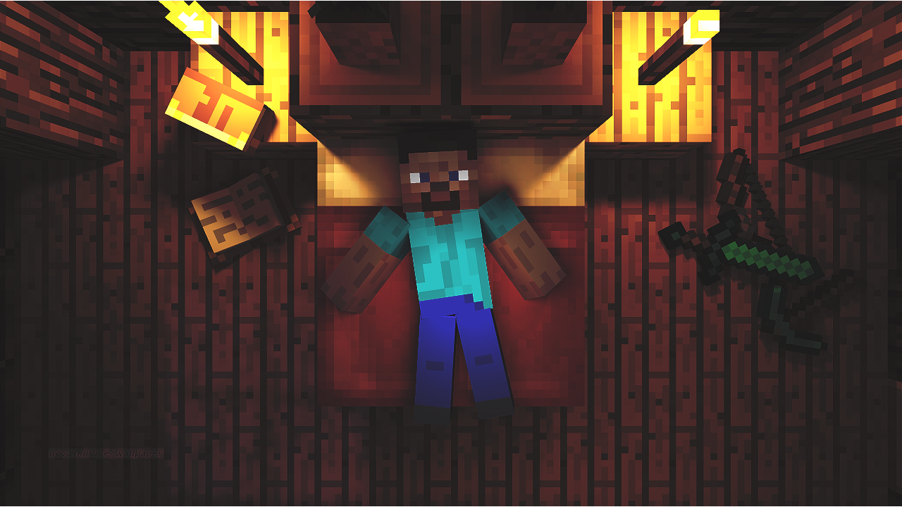 Novaskin Minecraft Skin 1280x720