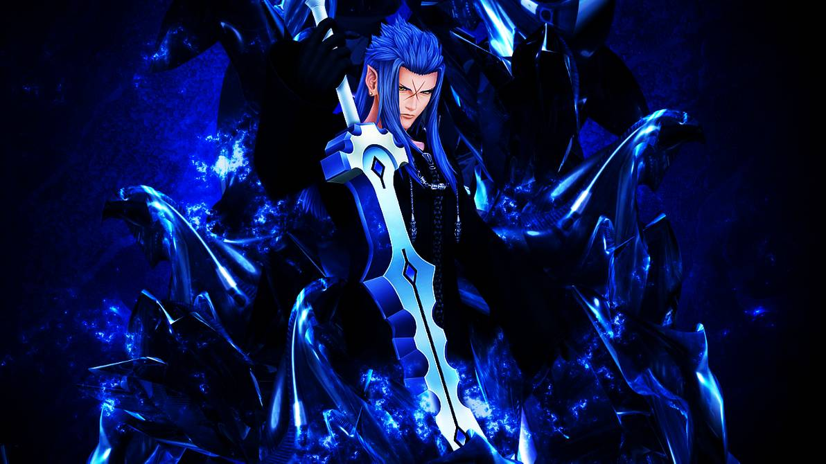 Saix Wallpaper by MrKapre 1192x670