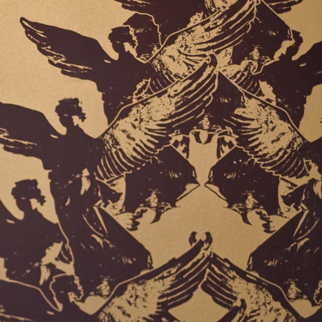 Aphrodite Wallpaper Roll Bordeaux   Contemporary   Wallpaper   by 640x640