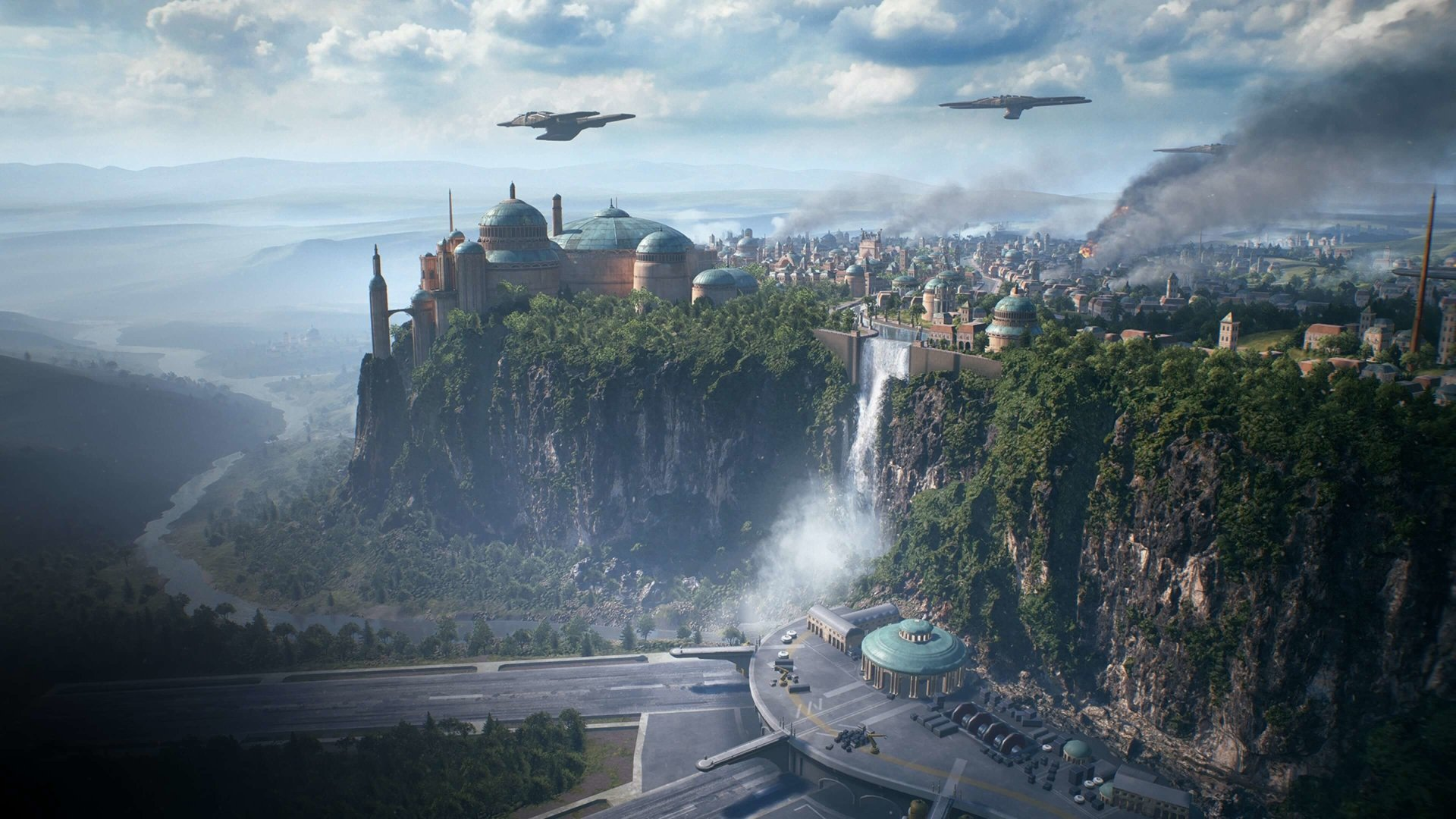7 Naboo Star Wars HD Wallpapers Background Images   Wallpaper 1920x1080