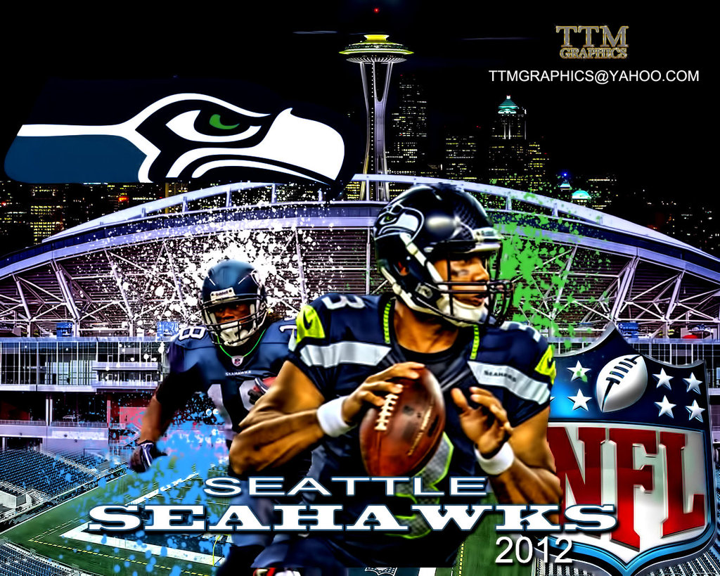 seahawks wallpaper by tmarried customization wallpaper other 2012 2015 1024x819