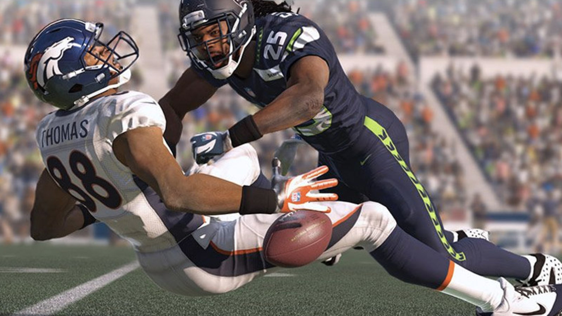 Madden NFL 15 cover to feature Seattle Seahawks Richard Sherman 1920x1080