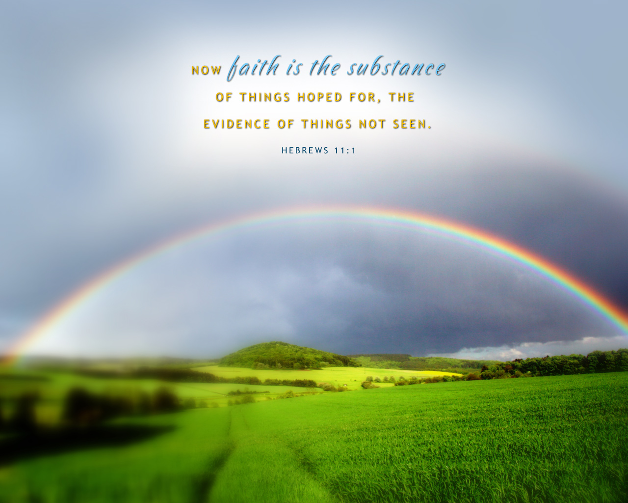 Rainbow Faith Substance 450x360 THE FOUR KEY FAITH FORMULAR 1280x1024