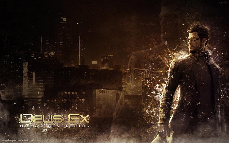 Deus Ex Wallpaper by iEvgeni 900x563